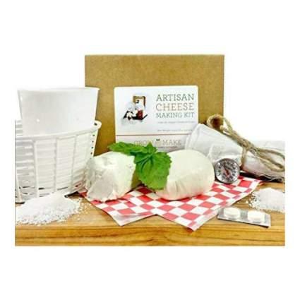 Grow and Make DIY Artisan Cheese Making Kit