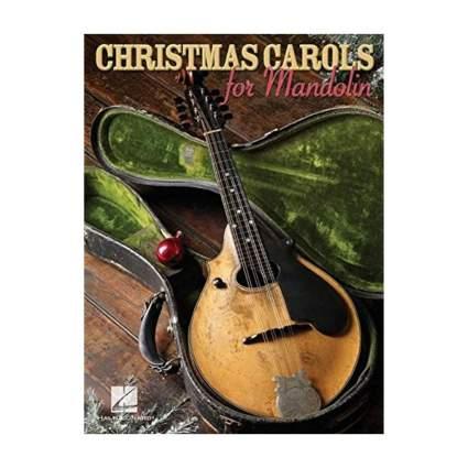 christmas carols for mandolin christmas sheet music