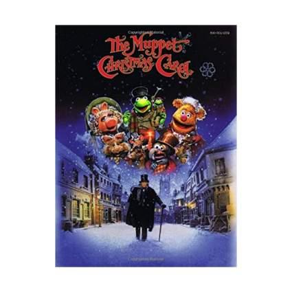 hal leonard muppet christmas carol christmas sheet music