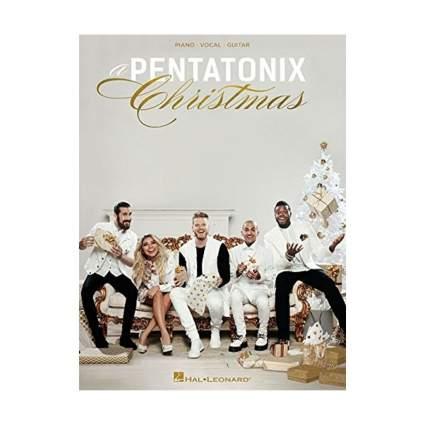 a pentatonix christmas sheet music