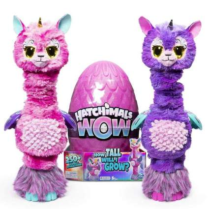 Hatchimals Wow, Llalacorn