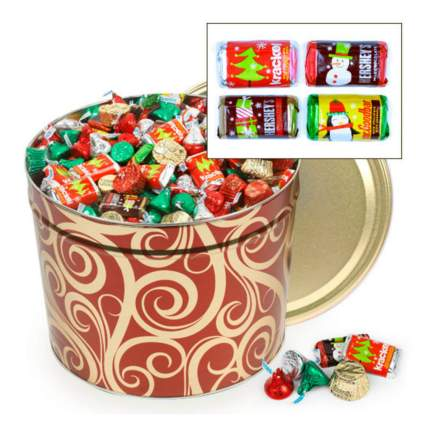 Hershey's Holiday Assortment Gift Tin