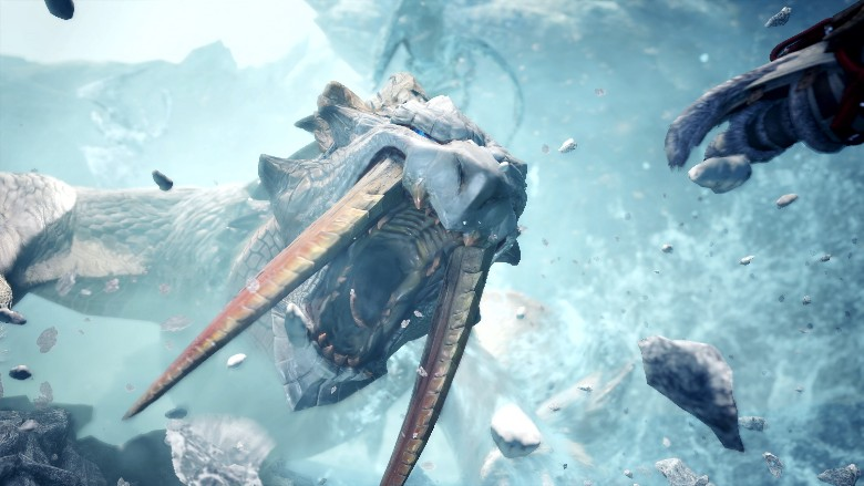 How To Beat Barioth In Monster Hunter World Iceborne Heavy Com
