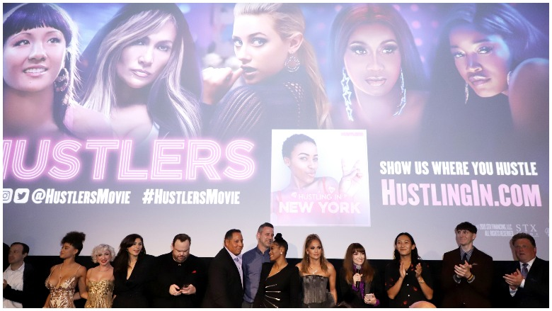 Hustlers Movie Real Story & Characters