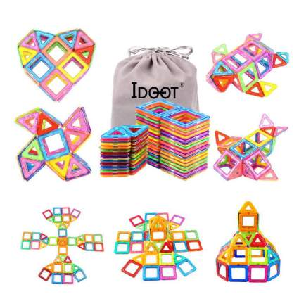 idoot Magnetic Blocks Building Set for Kids
