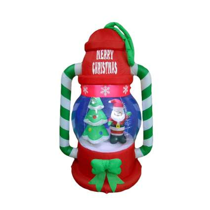 inflatable lantern commercial christmas decorations