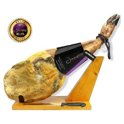 Jamonprive Iberico Bone-in Ham from Spain