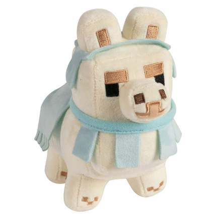JINX Minecraft Happy Explorer Baby Llama Plush