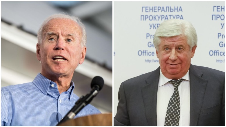 Joe Biden & Ukraine