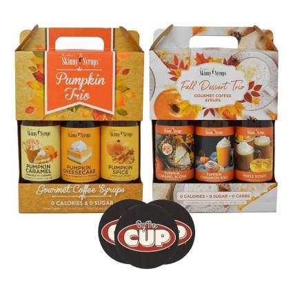 Jordan's Sugar Free Pumpkin Coffee Syrups