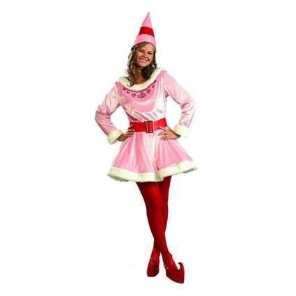 pink Jovi the Elf costume