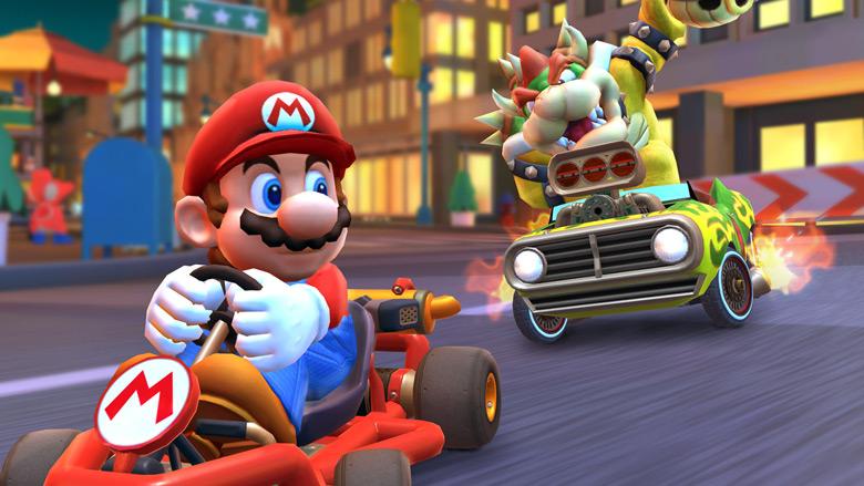 5 Mario Kart Tour Tips Tricks You Need To Know Heavy Com