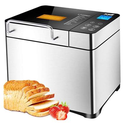 stainless steel bread machine