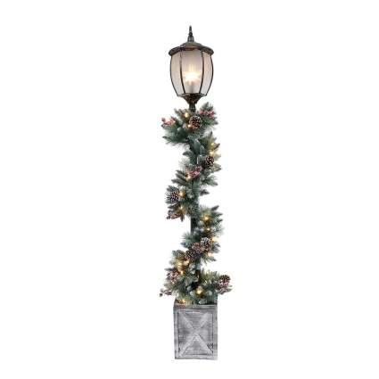 lamp commercial christmas decorations