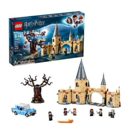 LEGO Harry Potter and The Chamber of Secrets Hogwarts Whomping Willow