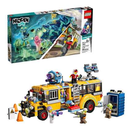 LEGO Hidden Side Paranormal Intercept Bus