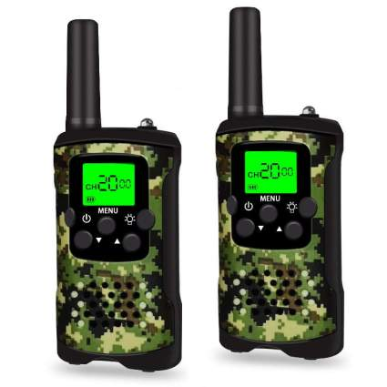 LET'S GO! DIMY Walkie Talkies for Kids