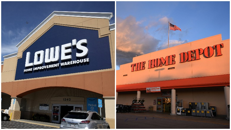 Are Lowe's & Home Depot Open Labor Day?