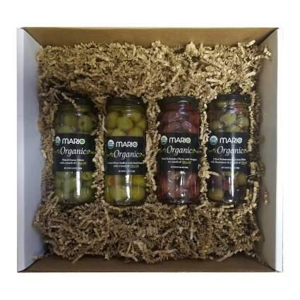 Mario Camacho Olive Gift Box