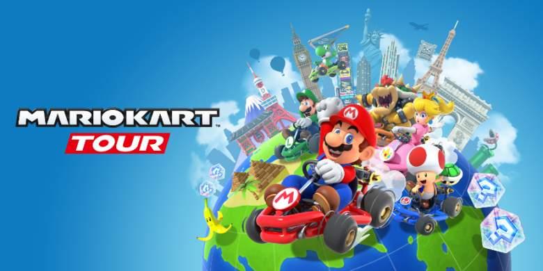 Mario Kart Tour Gems