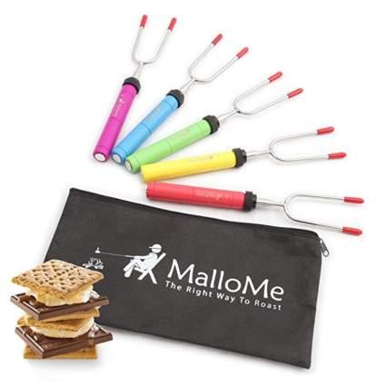 marshmallow forks