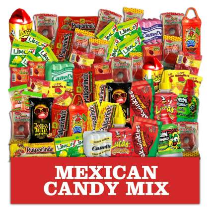 Mexican Candy Mix Bag