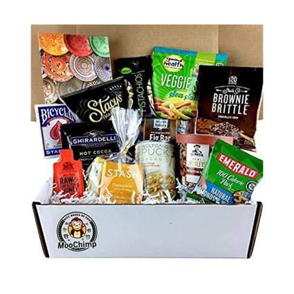 MooChimp Get Well Gift Box