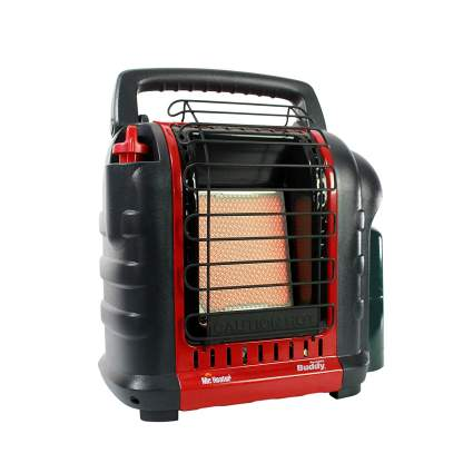 Mr. Heater Indoor-Safe Portable Propane Radiant Heater