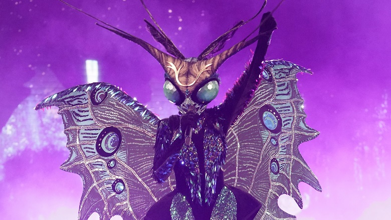 Butterfly on The Masked Singer Clues and Guesses