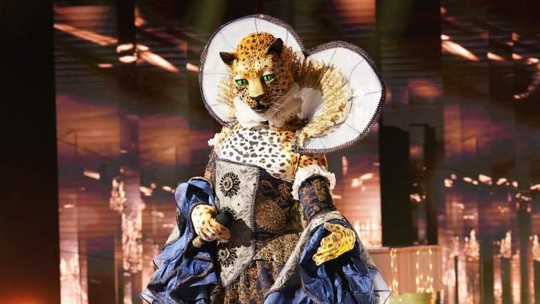 The Masked Singer Leopard, The Masked Singer Billy Porter