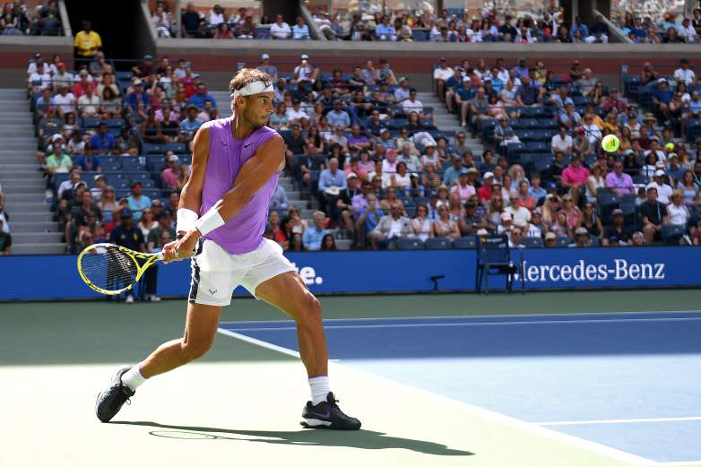 Rafael Nadal will take on No. 22 Marin Cilic tonight in Round 4 of the U.S. Open.