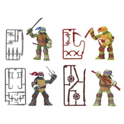 Nickelodeon Teenage Mutant Ninja Turtles Set of 4 Basic Action Figures