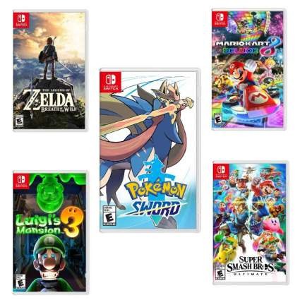 Nintendo Switch eshop codes