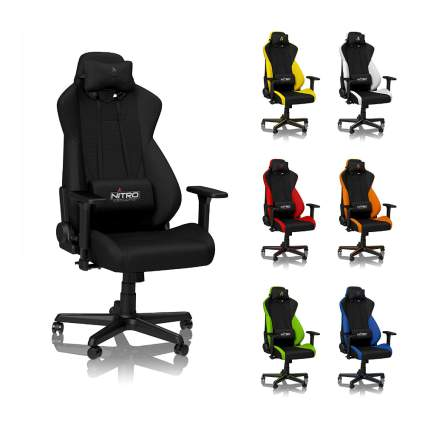 best pc gaming chairs