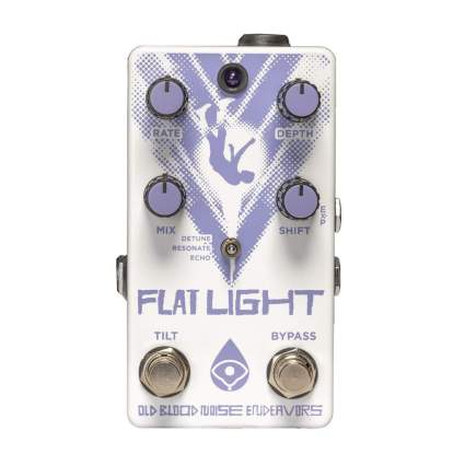 Old Blood Noise Endeavors Flat light flanger pedal