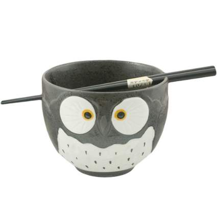 owl bowl ramen gifts