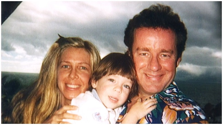 Phil Hartman family