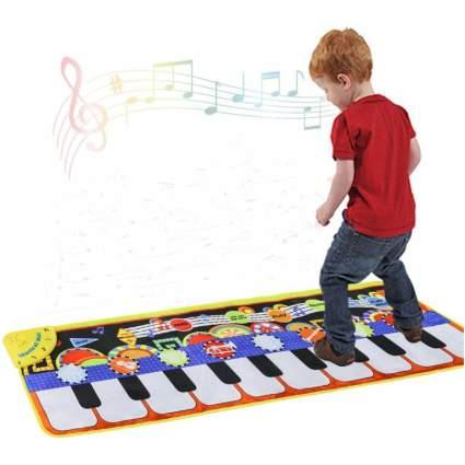 piano mat toddler toy