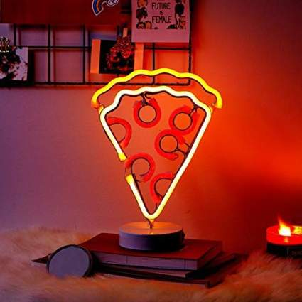 pizza led light