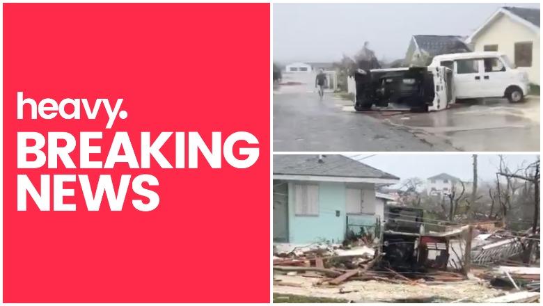 Hurricane Dorian Bahamas Damage
