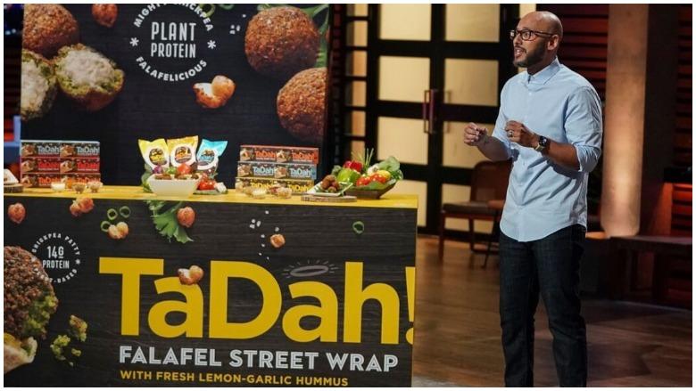 Tadah Foods Shark Tank