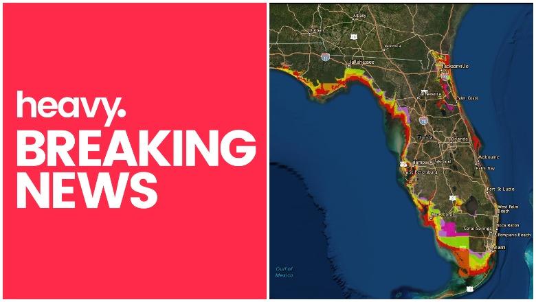 Florida Evacuation Zones Map Florida Evacuation Zones, Maps & Routes: Hurricane Dorian | Heavy.com