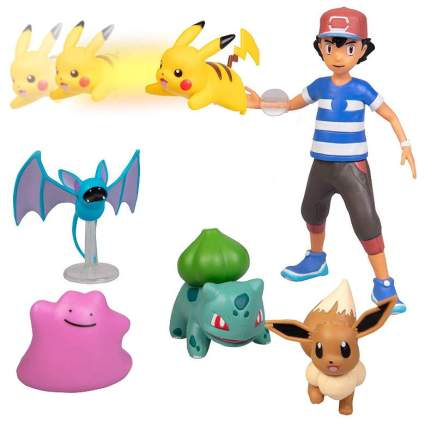 Pokémon Battle Figure Multi Pack Set