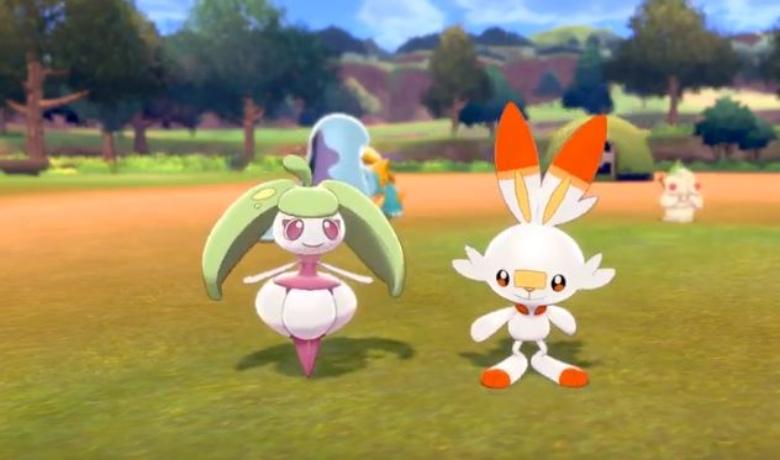 Pokemon Sword Shield Curry Camp