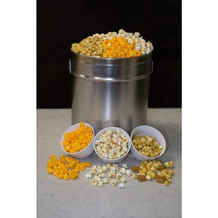 Pop'N Popcorn The Classics Gourmet Popcorn Tin