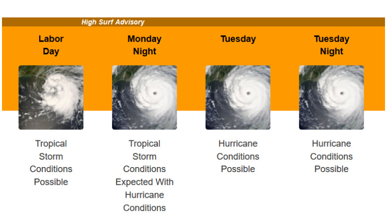 Christmas Day 2020 Weather Forecast Port St Lucie Florida Will Hurricane Dorian Hit Port St. Lucie? Forecast & Path | Heavy.com