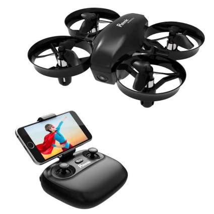 Potensic Mini Drone for Kids with Camera, RC Portable Quadcopter