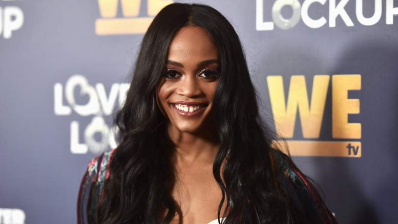 Rachel Lindsay Stops By Love After Lockup Panel