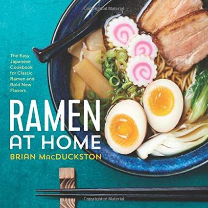 ramen gifts cookbook