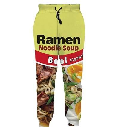 ramen gifts pants